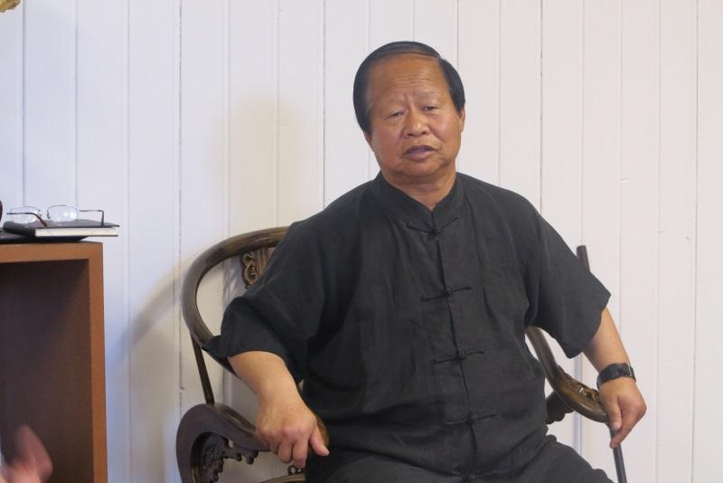 Meister Yang Zhen He