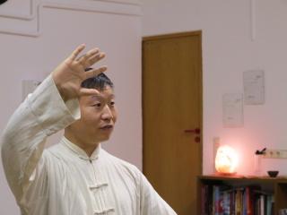 Die Form nach Yang Ban Hou