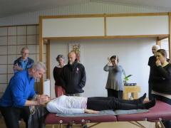 Tuina-Workshop mit Axel Sareika