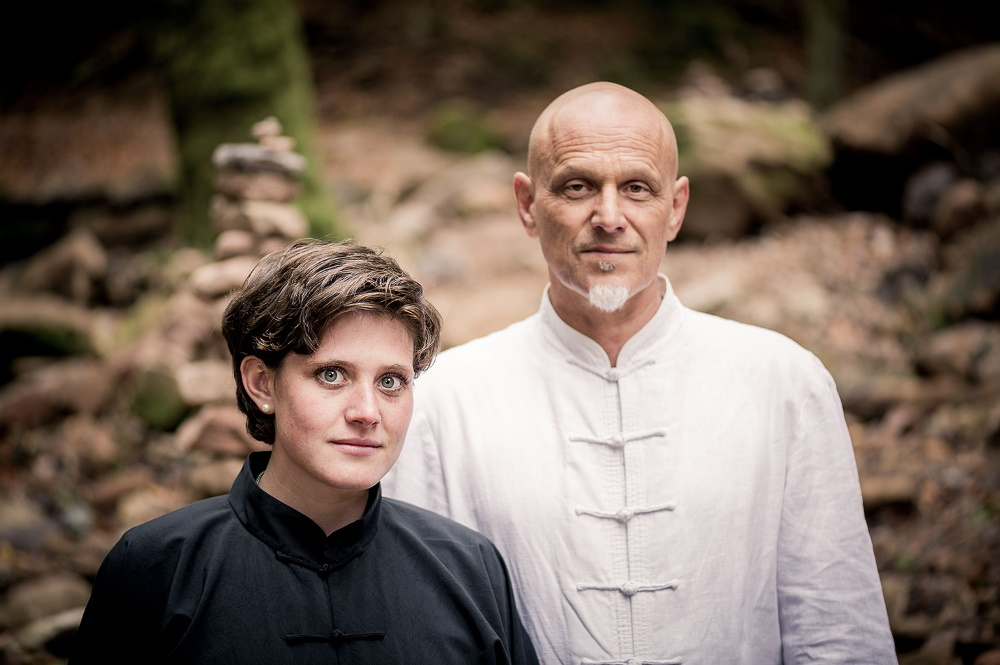 Johanna Saemann und Heinz Günter Saemann